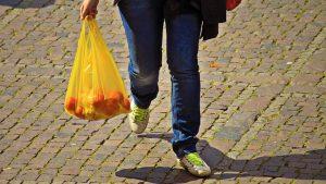 interdiction des sacs plastique