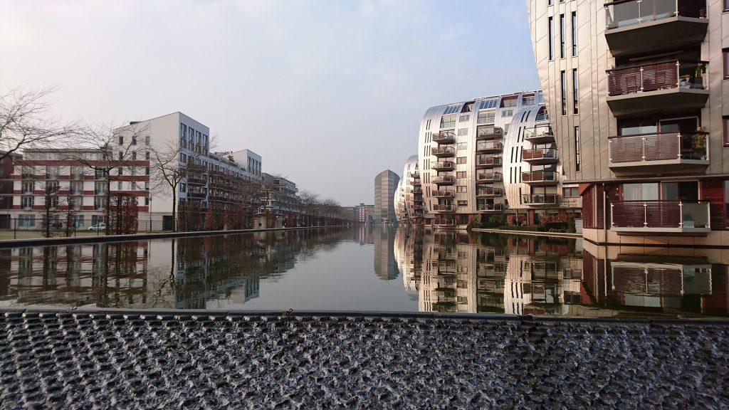 Une vue différente de Rennes